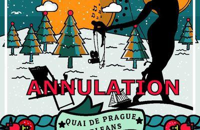 ANNULATION : La Paillote d'hiver 2020, n'ouvrira pas du 19 décembre au 3 janvier à Orléans