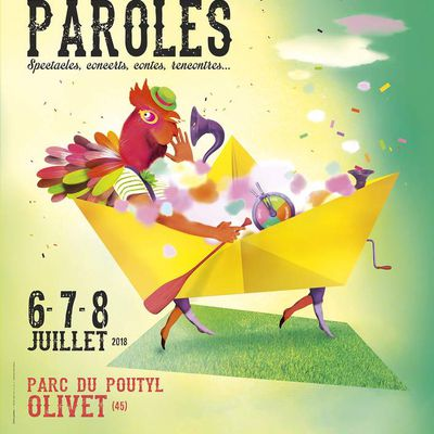 FESTIVAL MOULINS A PAROLES #7 : Pomme & Barcella, Verino et de multiples spectacles au programme du 6 au 8 juillet 2018