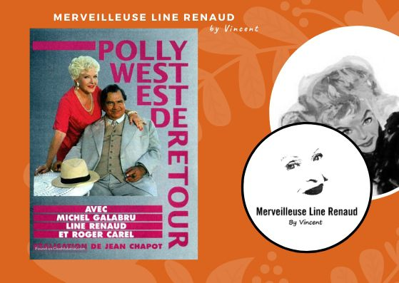 TELEFILMS: Polly West est de retour (1993)