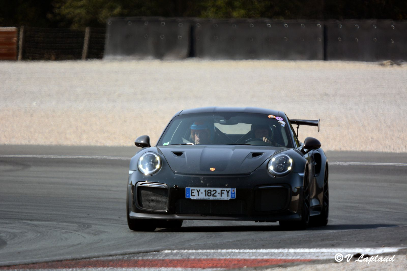 Porsche GT2 RS, Le Vigeant 2020, 26eme Sport et Collection.