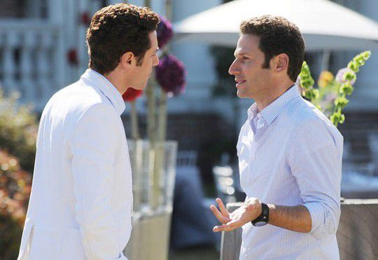 Critiques Séries : Royal Pains. Saison 7. Episode 7.