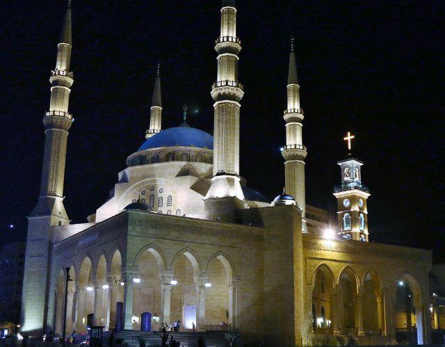 Mosquée Mohammad al amin