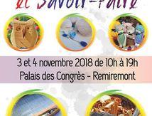 19 ème Salon Art, Artisanat et Savoir-Faire à Remiremont