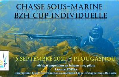 COMPETITION BZH CUP INDIVIDUELLE 2021