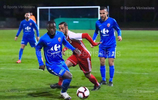 Vénissieux FC en leader