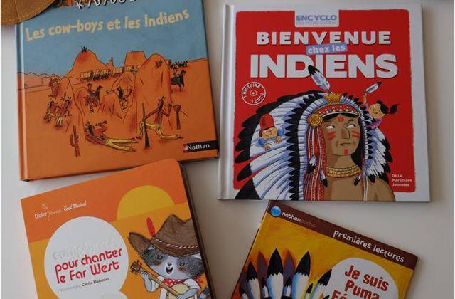 Lectures de cow-boys et d'indiens !