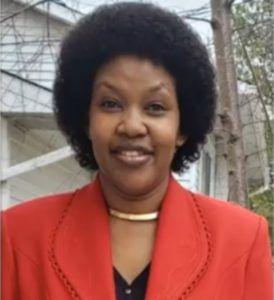 Ambasaderi Charlotte Mukankusi arasaba abanyarwanda guhaguruka bagakuraho ingoma y'abicanyi.
