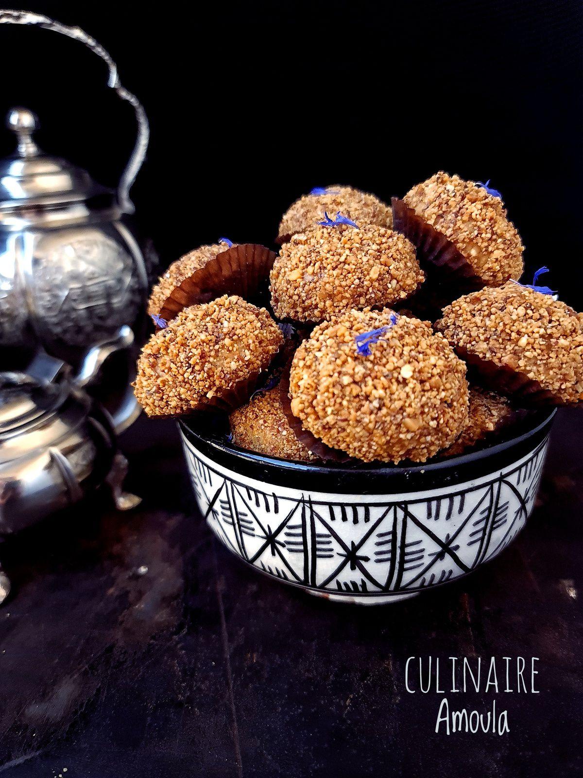 Ghriba fondante au miel