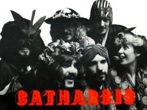 catharsis, un groupe de rock psychédélique français progressif des années 1970