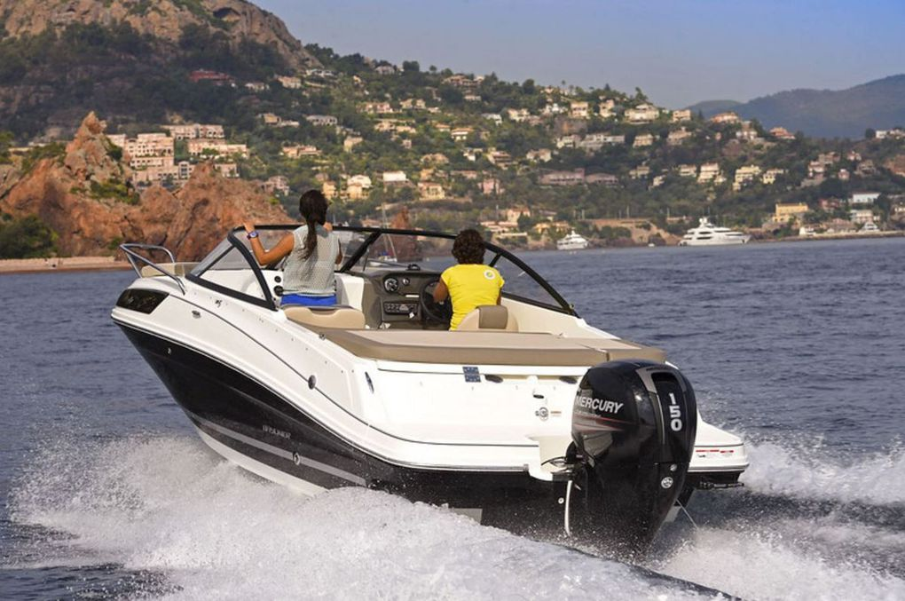 Bayliner VR5 Cuddy hors-bord ou inbord - lequel choisir ?