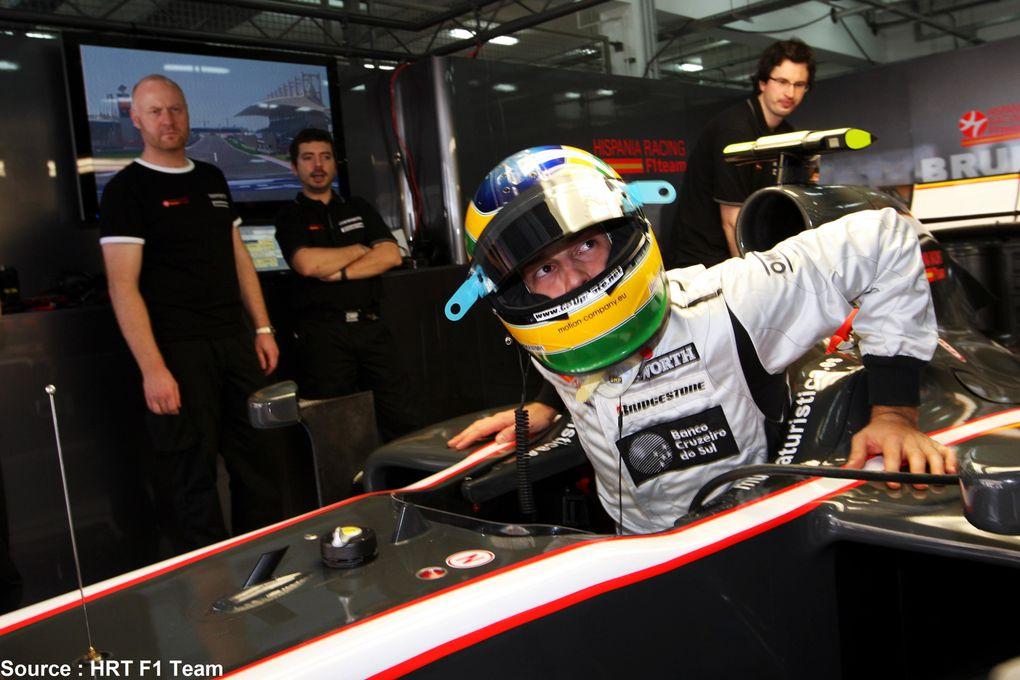 Toutes les photos concernant le HRT F1 Team