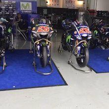 #Sepangtest : Un nouveau moteur pour les hommes de Yamaha