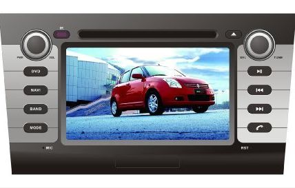 compare tv prices | Cheap online Piennoer Original Fit (2004-2010) Suzuki Swift 6-8 Inch Touchscreen Double-DIN Car DVD Player  &  In Dash Navigation System,Navigator,Built-In Bluetooth,Radio with RDS,Analog TV, AUX & USB, iPhone/iPod Controls,steering wheel control, rear view camera input