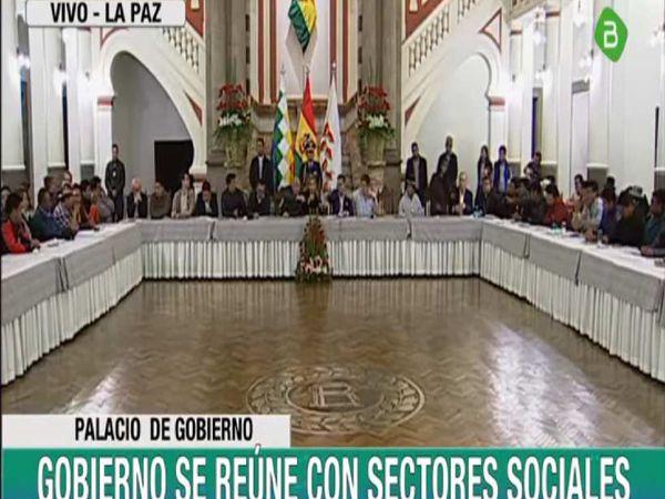 La Pachamama est de retour au palais présidentiel
