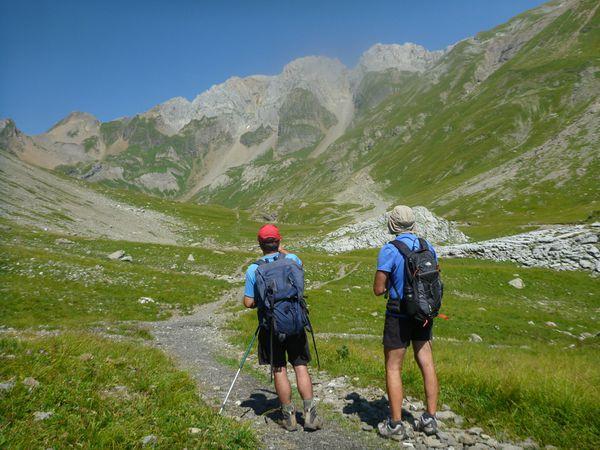 Camp spéléo et rando en Haute Savoie