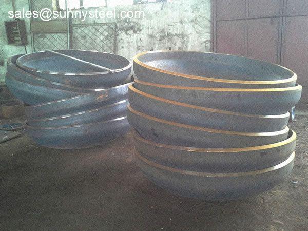 Pipe caps DIN 28011