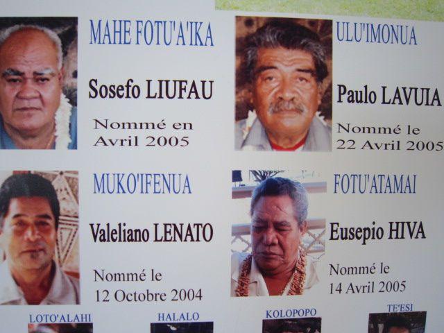 Voici quelques photos prises dans les différents endroits qui fêtent le cinquantième anniversaire du statut du territoire des iles de Wallis et Futuna ( 1961/2011)