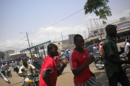 "Togo : victoire de (la) ""Fraude"""