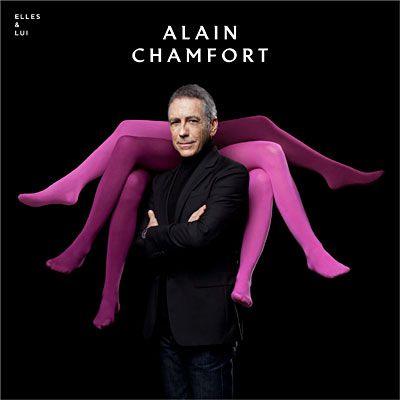 #Album : Ecoutez Alain Chamfort - Elles et Lui