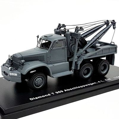"Diamond T969 Wrecker ""Armée suisse""  (Golden Oldies 1/50 - par Philippe S.)"