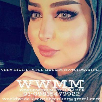 MOST SUCCESSFUL MUSLIM BRIDES 91-09815479922//MOST SUCCESSFUL MUSLIM BRIDES// www.worldwidematchmaker.org