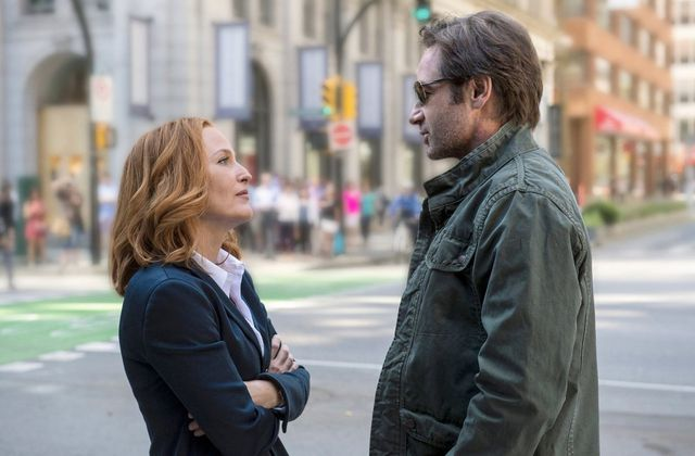 Critiques Séries : X-Files. Saison 10. Episode 1. My Struggle.