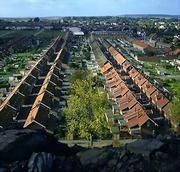 Belles vues des paysages du Pas-de-Calais