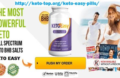 What is Keto Easy Pills?