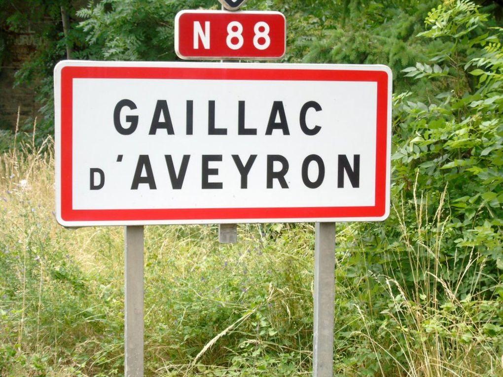 GAILLAC d'AVEYRON  12310