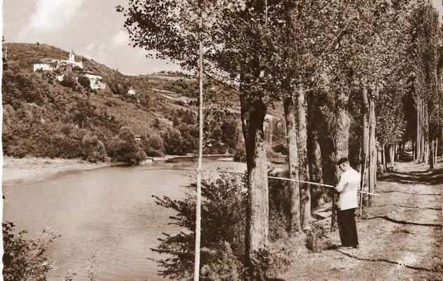 La pêche aujourd'hui à Villeneuve