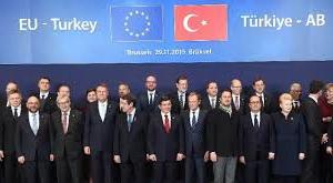 Sommet UE - Turquie ou le délitement de l'Union