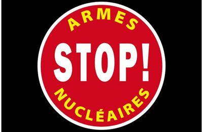Des sabots du nucléaire à l'improbable menuet de la paix.