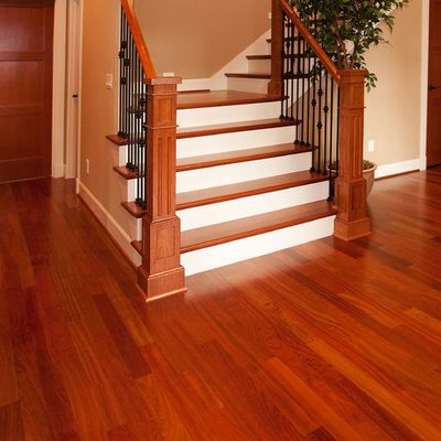 Press plates to make your home flooring appealing