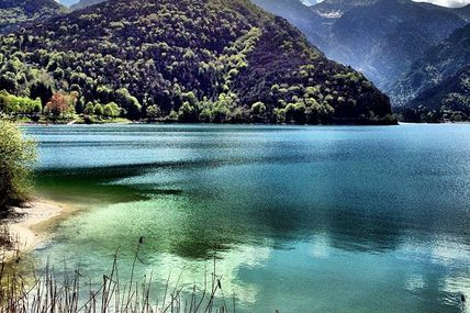 Alessandro just checked in @ Lago di Ledro (TN, Italy)