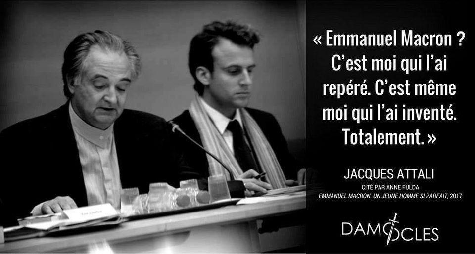 #2022: Audrey Tcherkoff. la nouvelle protégée d'Attali ( #Macron en version féministe ?)