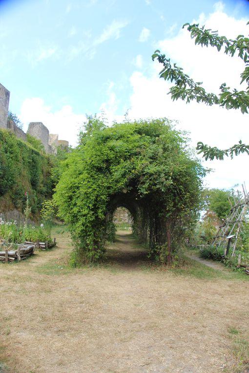 Sainte-Suzanne , plus beau village de France (2)