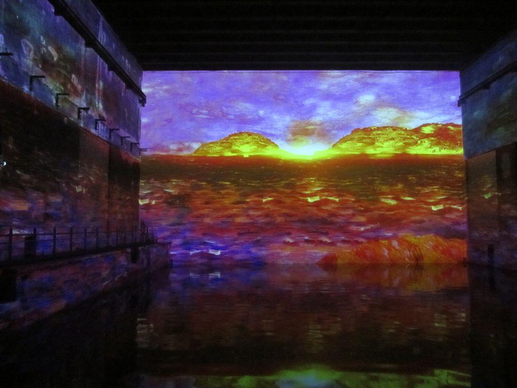 Les bassins de lumière de Bordeaux