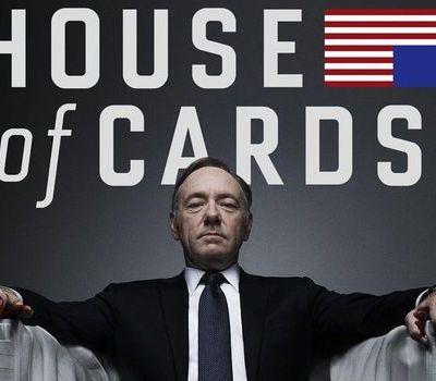 House of Cards : la politique à l'américaine