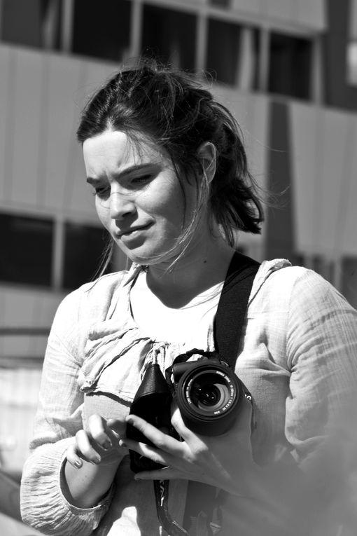 Audrey Guiraud , photographe plasticienne , lauréate de  RE génération 2: la ville comme atelier.