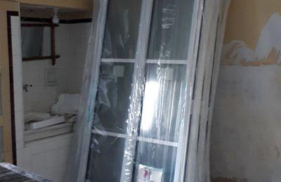 Maison : fenêtres (livraison 2)
