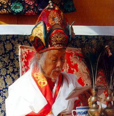 Memories about Chhimed Rigdzin Rinpoche (English version), 1