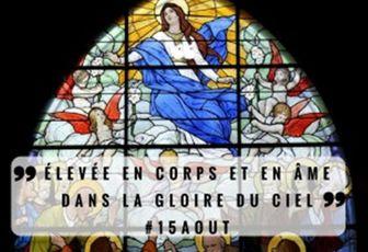 ASSOMPTION : COMMUNIQUE DE MGR DUFOUR