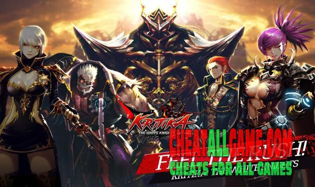Kritika The White Knights Hack 2019, The Best Hack Tool To Get Free Karats