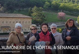 L'AUMÔNERIE DE L'HÔPITAL À SENANQUE