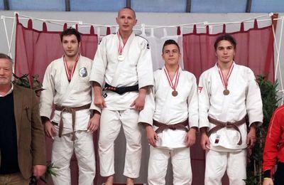 Gabriel Lukanovic erreicht Platz 3 bei Judo-Bundesmeisterschaft am 25.Oktober 2015