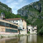 Musée de l'eau de Pont-en-Royans - Wikipédia