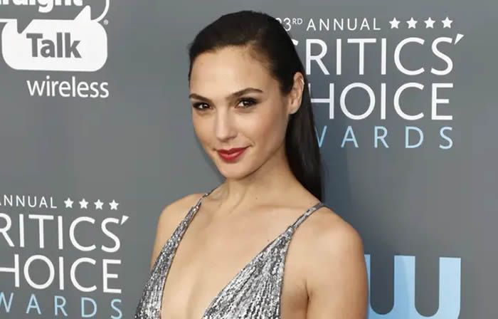 L'actrice Gal Gadot — Hubert Boesl/picture-alliance