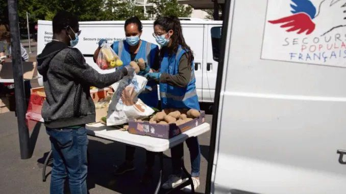 Scandaleux : le gouvernement vole 8 millions d'euros au budget de l'aide alimentaire