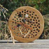 Le bois brodé à Cubières dans les années 2010 - Visite virtuelle de la menuiserie Séguié