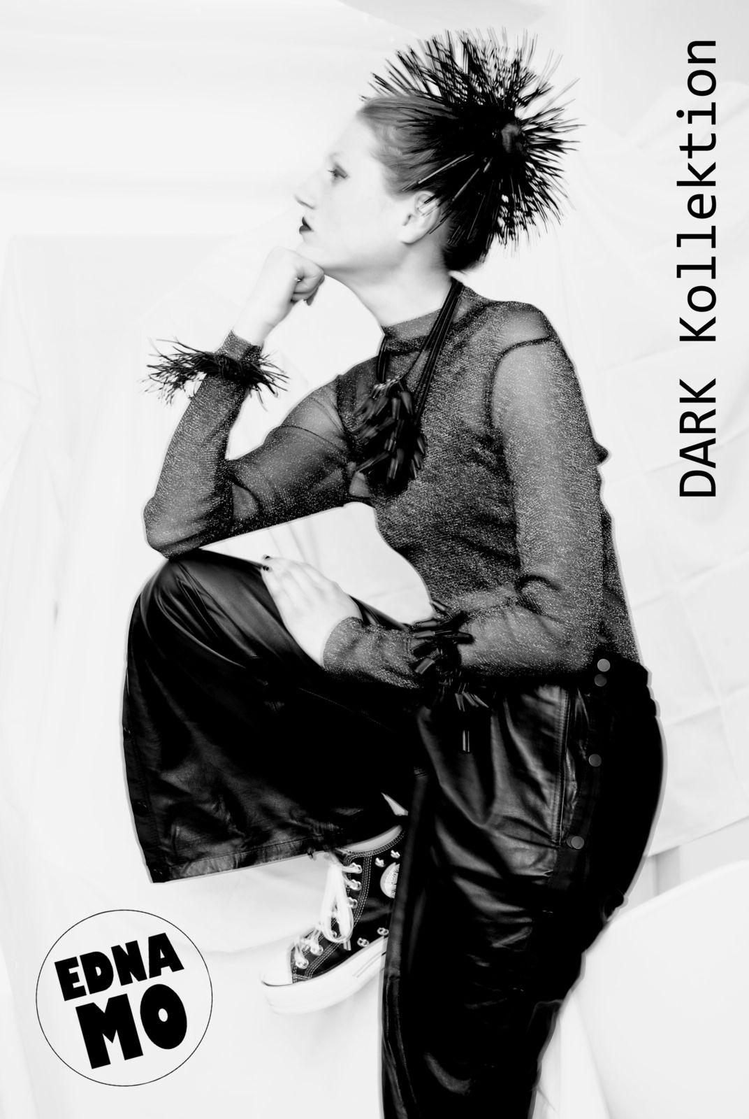 Teaser: in zwei Wochen launcht Edna's DARK Kollektion